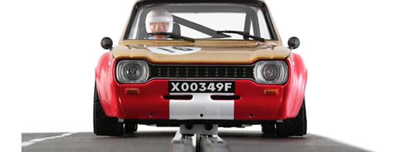 BRM & TTS: le carrossage avant des Ford Escort MK1 à l'échelle 1/24
