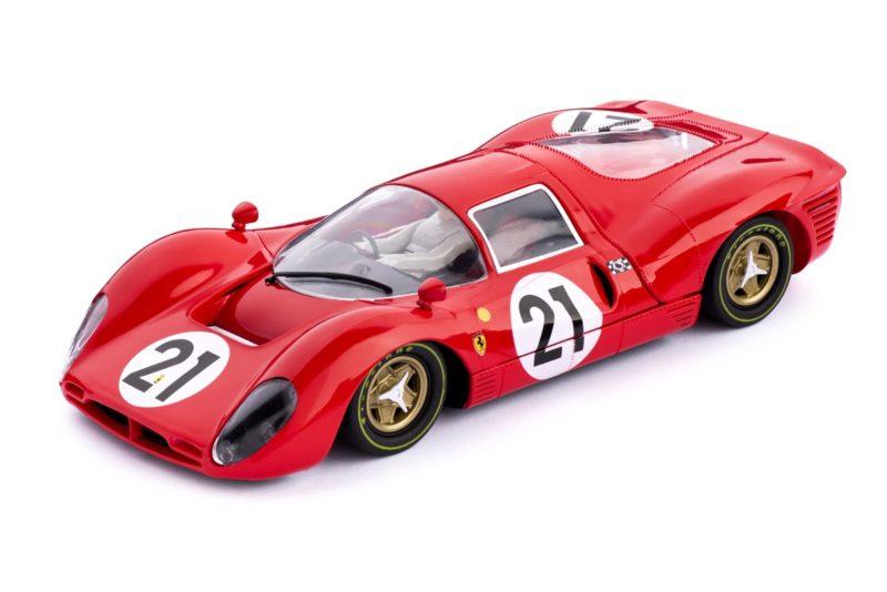 Ferrari 330 P4 n.21 2e Le Mans 1967