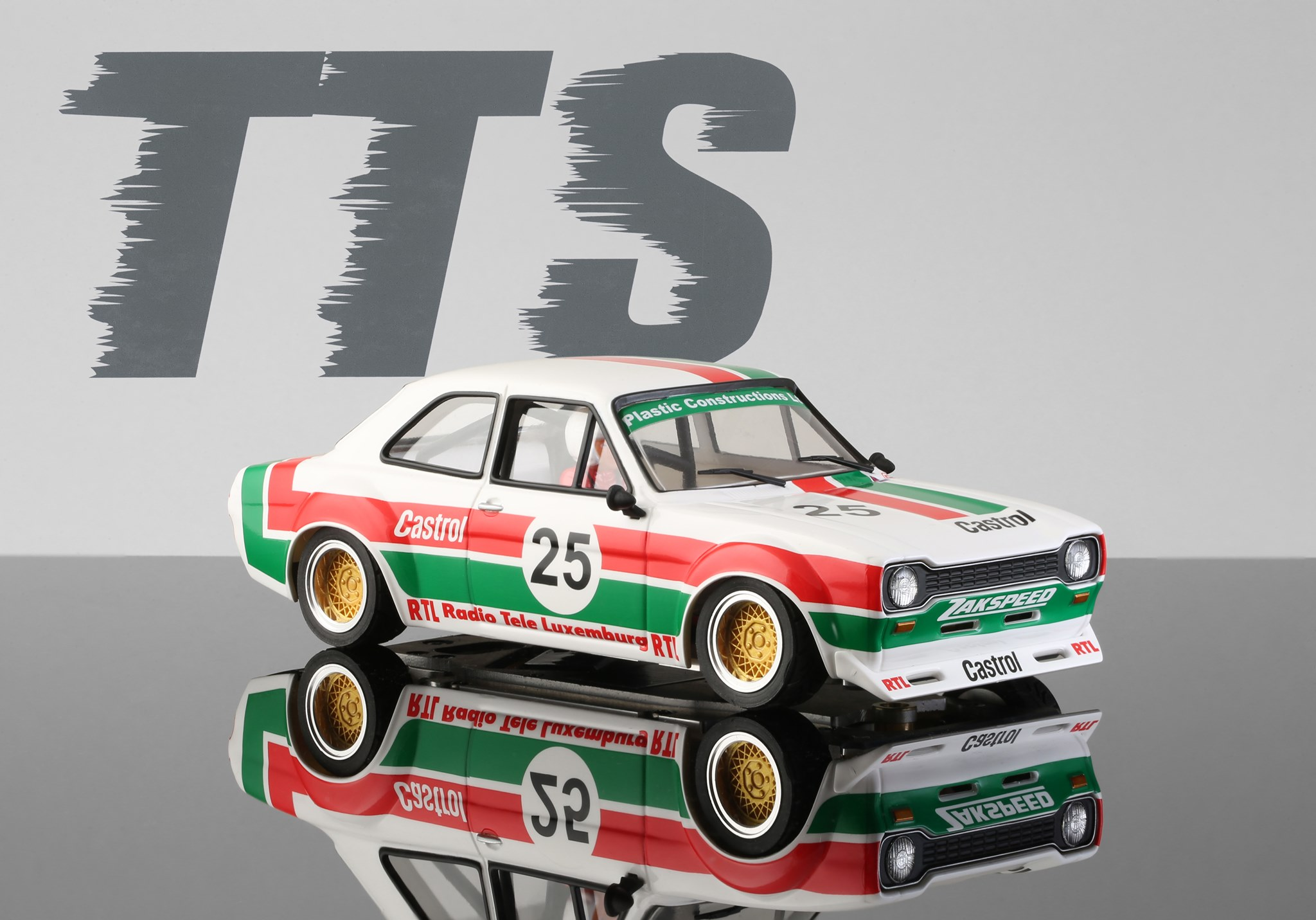 Ford Escort MK1 - Team Zakspeed Castrol #25 -TTS020