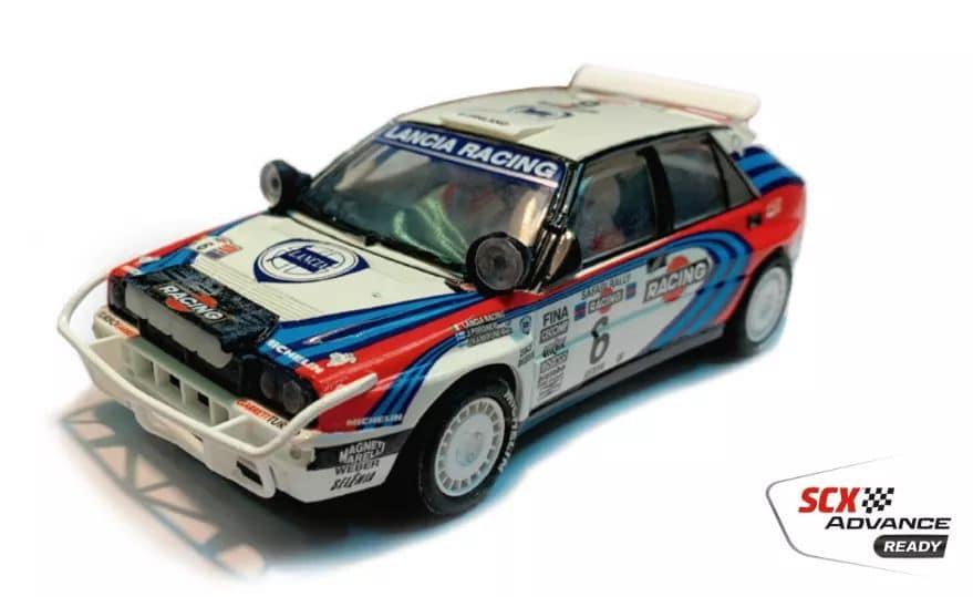 Lancia Delta Intégrale Safari Rally SCX, référence U10246S