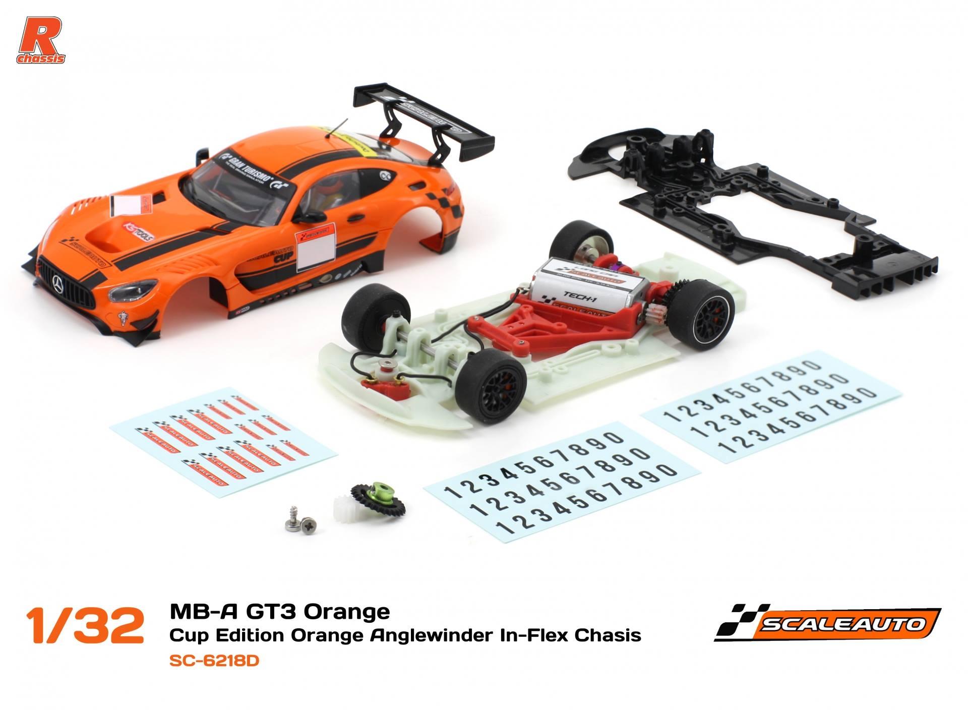 MB-A GT3 Orange - SC-6218D-1