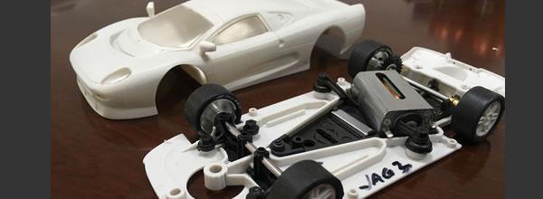 Mr Slotcar: Les photos des prototypes des prochaines slot car
