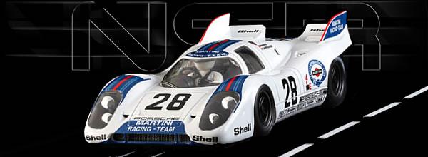 NSR Slot : Porsche 917k #28 Martini Racing - 1000KM Austria 1971