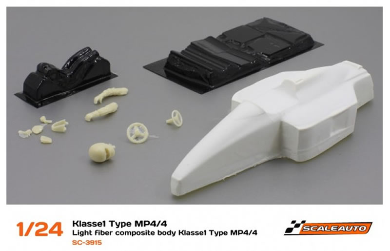 SC-3915 Body Kit 1/24 Klasse-1 Type MP4/4