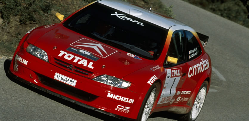 SRC - Citroën Xsara Kit-Car (illustration)