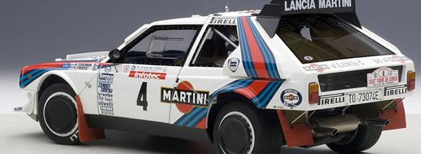 SRC Des nouvelles de la Lancia Delta S4 et un nouveau modèle