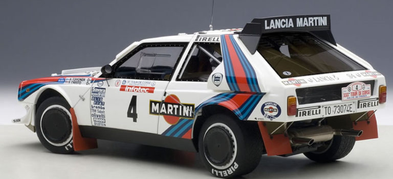 SRC: Des nouvelles de la Lancia Delta S4 et un nouveau modèle
