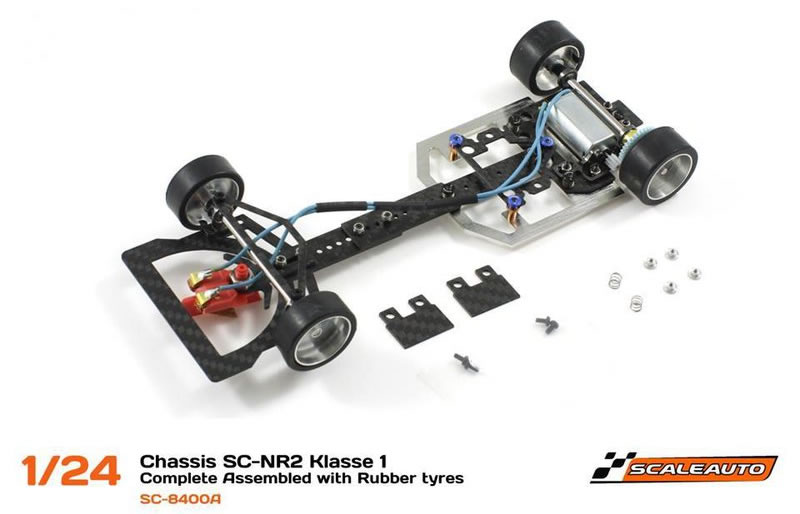 Scaleauto Chassis SC-8400c