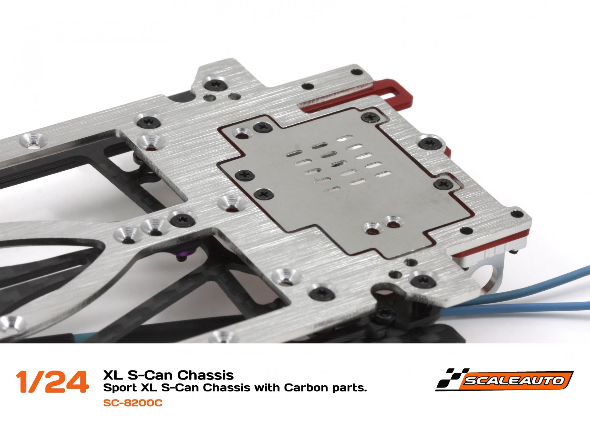 Scaleauto - chassis XL S-Can