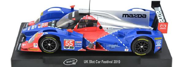 Slot.it: Une Lola B12/80 en édition limitée pour l'UK Slot Car Festival.