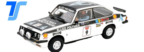 Team Slot: Ford Escort MKII RS2000 Tour of Great Britain 1976