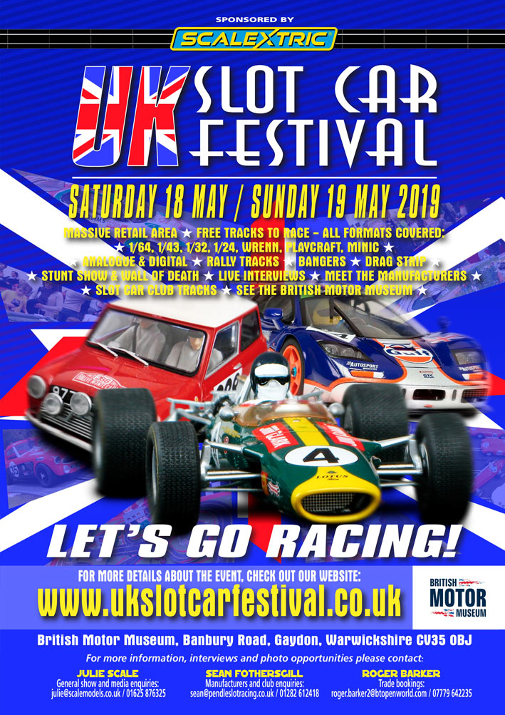 UK Slot Car Festival