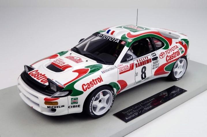 Toyota Celica GT4 ST-185 #8 – San Remo 1994