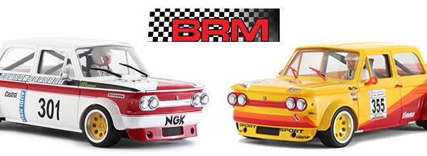 BRM: Deux nouvelles livrées pour les NSU TTS