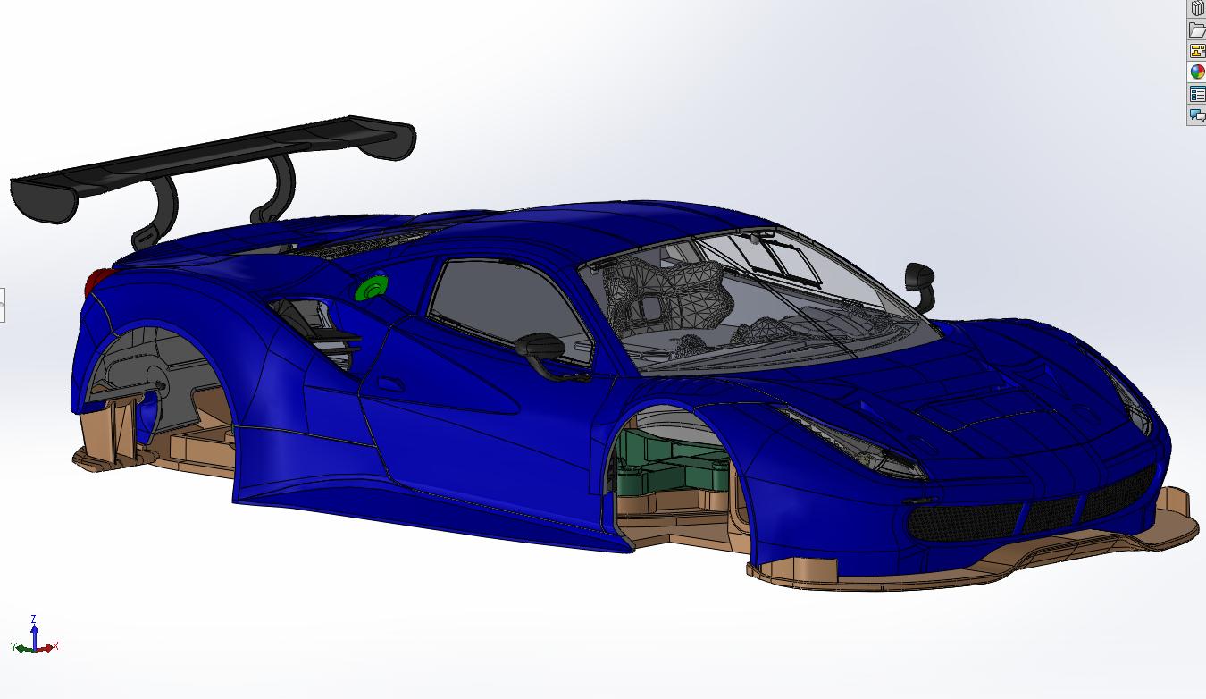 Sideway: un nouveau projet de GT3 dans les tuyaux