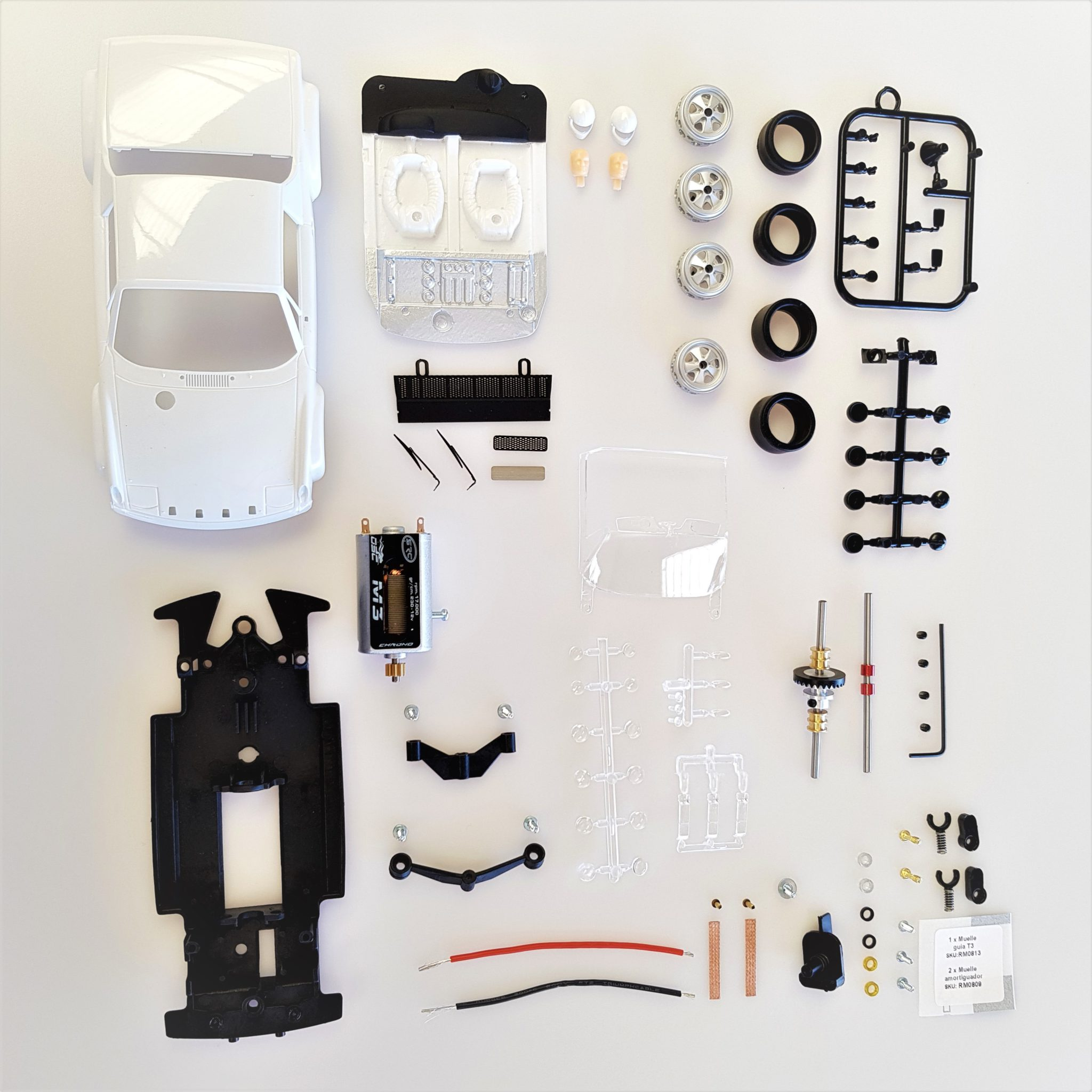 Kit PORSCHE 914/6 GT UPGRADE version Rallye