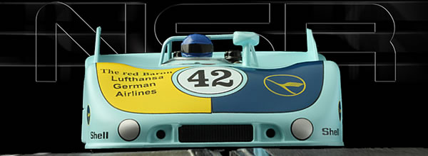 NSR Slot: la Porsche 908/3 6h de Watkins Glen 1972 #42