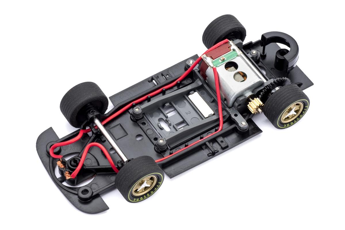 Policar : le chassis de la Ferrari 330 P4
