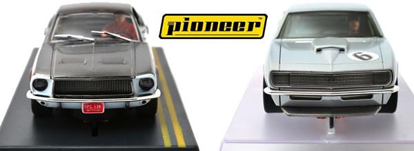 Pioneer: Deux nouvelles Muscle car arrivent