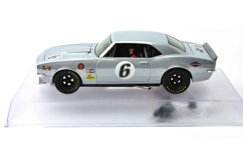 Pioneer P070 Camaro SS 1967 'Bare Metal Racer' No.6