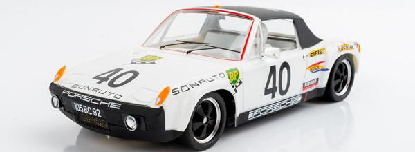 SRC: Deux kits au choix pour la Porsche 914/6 version Chrono