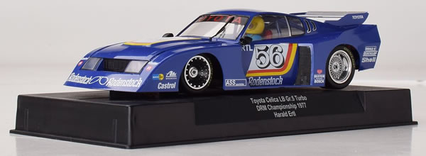 Sideways: la Toyota Celica LB Groupe 5 – DRM 1977