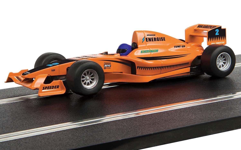 Start F1 Racing Car – 'Team Full Throttle C4114