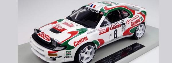 Team Slot: la Toyota Celica GT4 #8 – San Remo 1995