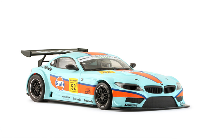 0103AW - BMW Z4 GULF EDITION #52 - KING 21 EVO3