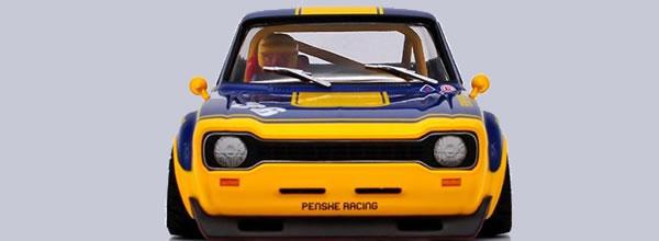 BRM & TTS: La Ford Escort MkI Team Penske/Sunoco #36