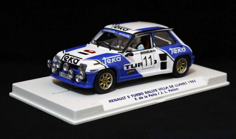 FLY E2003 Renault 5 Turbo Rallye Villa de Llanes 1983