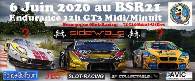 La Midi/minuit BSR21 le 6 juin 2020