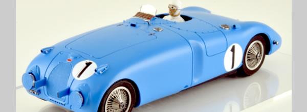 Le Mans miniatures: Réédition de la Bugatti 57C le Mans 1939