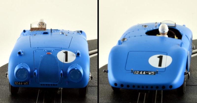 Le Mans miniatures Réédition de la Bugatti 57C le Mans 1939