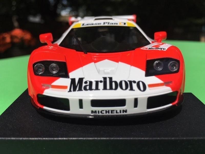 Mr Slotcar la McLaren F1 GTR Zhuhai 1996