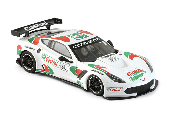 NSR La Corvette C7R - Castrol Racing - #50  – 0108AW