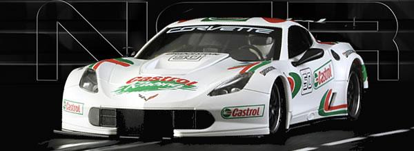 NSR Slot: La Corvette C7R – Castrol Racing – #50  – 0108AW