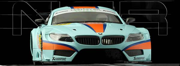 NSR Slot: la BMW Z4 GULF EDITION #52 – KING 21 EVO3
