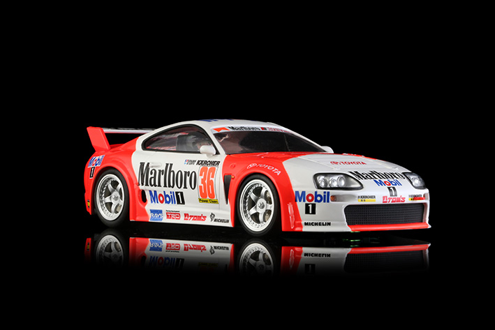 RS 0036 - Toyota Supra GT # 36- Marlboro 3 H Zhuhai 1995 - J.J. Lehto (SF)/Yannick Dalmas (F)