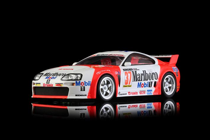 RS 0037 - Toyota Supra GT # 37- Marlboro 3 H Zhuhai 1995 - Philippe Alliot (F)/Pierre-Henri Raphanel (F)