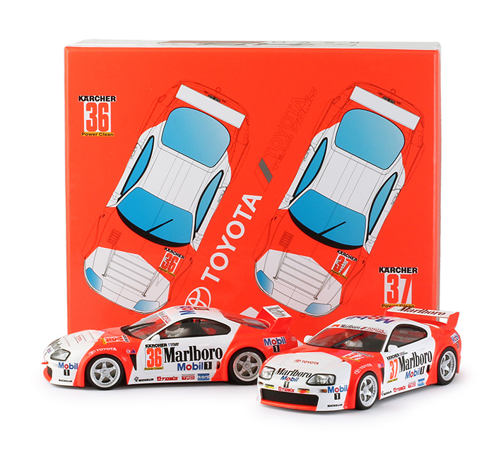 RS 0038 - Coffret Toyota Supra GT Team Tom's 1995