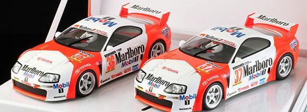 Revoslot: Toyota Supra GT Team Tom's Marlboro 3 H Zhuhai 1995