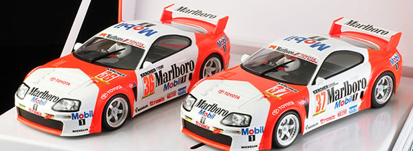 Revoslot : Toyota Supra GT Team Tom's Marlboro 3 H Zhuhai 1995