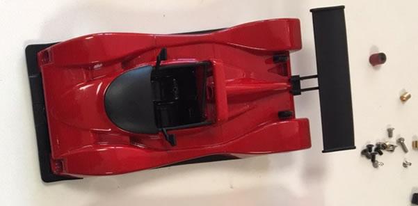 Revoslot: les photos de la Ferrari 333 SP ont fuité!