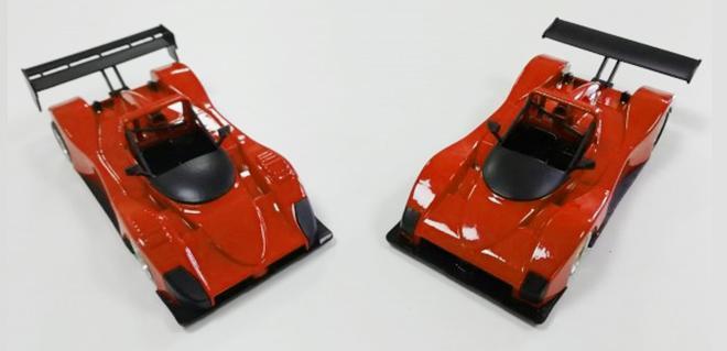 Revoslot les photos de la Ferrari 333 SP ont fuité