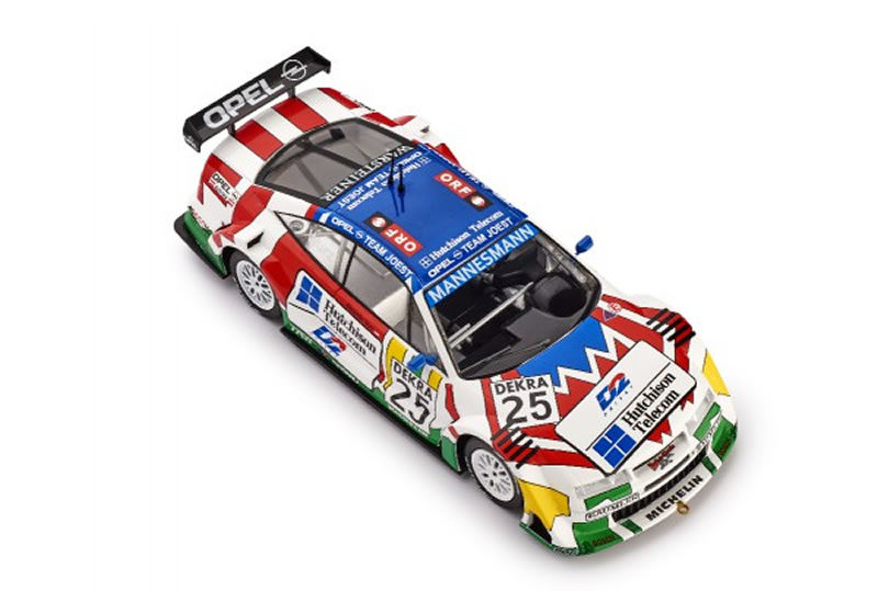 Slot.it: l'Opel Calibra DTM Team Joest 1996 SI-CA36D