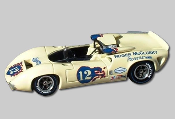 THUNDERSLOT CA00204 - Lola T70 Can-Am - 1967 #12 Roger McCluskey