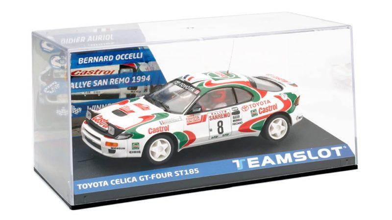 Toyota Celica GT4 No.8 San Remo (TM-11709)