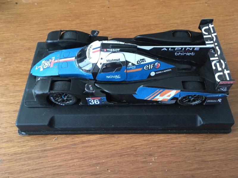 SV Workz: la réplique pour le slot racing de l'Oreca 07 LMP2