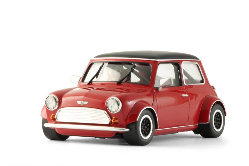 BRM - Mini Rouge toit noir